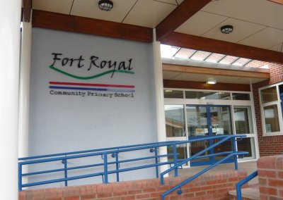Fort Royal Community Primary School Worcester