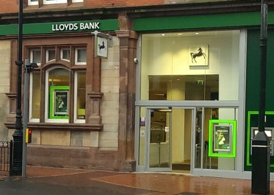 Lloyds Bank Wrexham