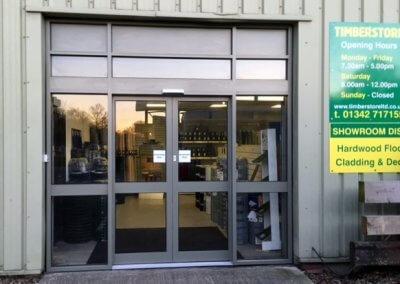 Timberstore Crawley