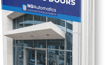 "NG Automatics offers a useful buyers guide ""Don't make these mistakes when buying automatic doors"" (click image to access the guide)"